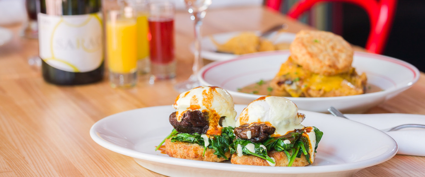 Brunch at Little Red Wasp