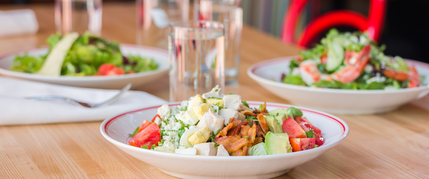 Cobb Salad at Little Red Wasp
